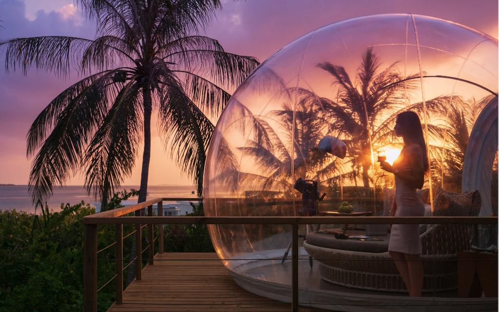 115caa1ab763 Μερικά από τα πιο απίθανα Bubble Hotels στον κόσμο